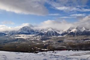 7. País del esquí