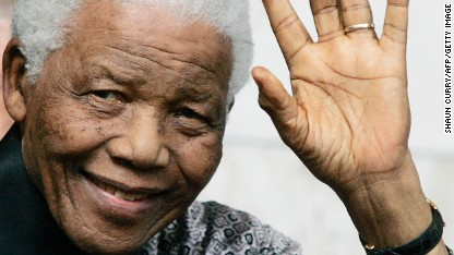Nelson Mandela: A fighter's life
