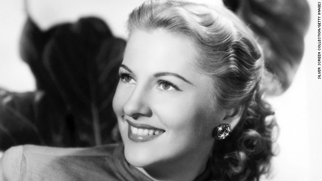 Oscar-winning actress Joan Fontaine died December 15, her longtime friend Noel Beutel said. She was 96.