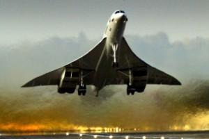1969: el primer vuelo del Concorde