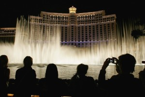 4. Fuentes del Bellagio, Las Vegas
