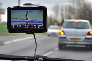 1974: el GPS llega a las carreteras