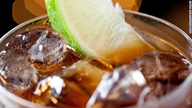 Using diet soda as a <a href='http://www.health.com/health/gallery/0,,20336605,00.html' target='_blank'>low-calorie cocktail</a> mixer has the dangerous effect of getting you drunk faster than sugar-sweetened beverages, according to research from Northern Kentucky University. The study revealed that participants who consumed cocktails mixed with diet drinks had a higher breath alcohol concentration than those who drank alcohol blended with sugared beverages. The researchers believe this is because our bloodstream is able to absorb artificial sweetener more quickly than sugar.<!-- --> </br><!-- --> </br><a href='http://www.health.com/health/gallery/0,,20553002,00.html' target='_blank'>Health.com: 6 ways to enjoy cocktails guilt-free</a>