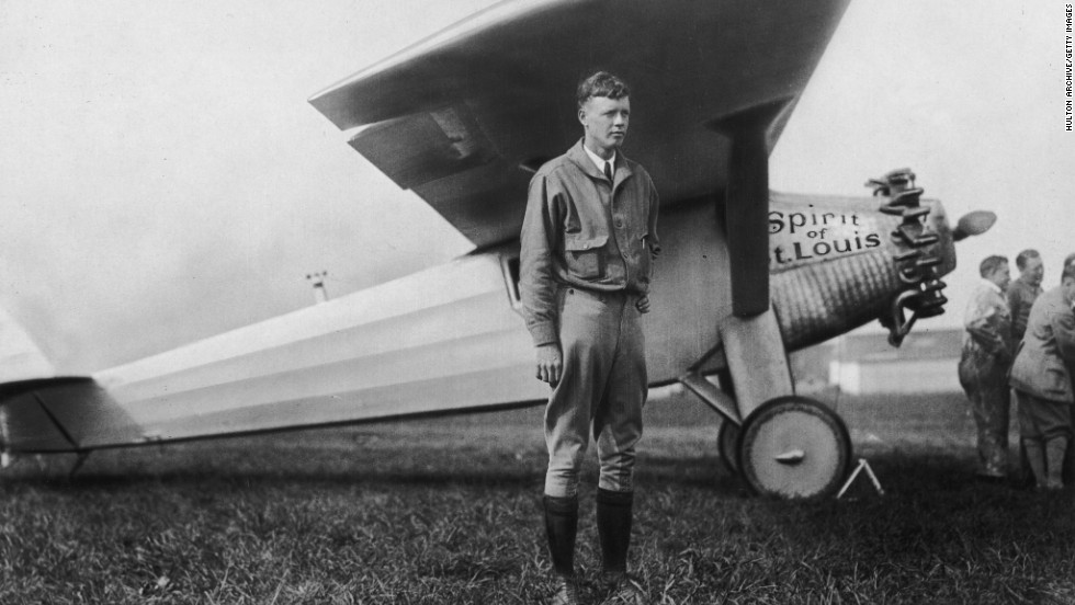 1927: primer vuelo trasatlántico