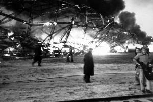 1937: el desastre del Hindenburg