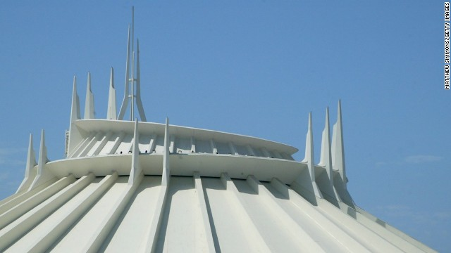 Florida's Disney World might be bigger, but Walt's original California park received more Instagram love in 2013 -- Space Mountain included.