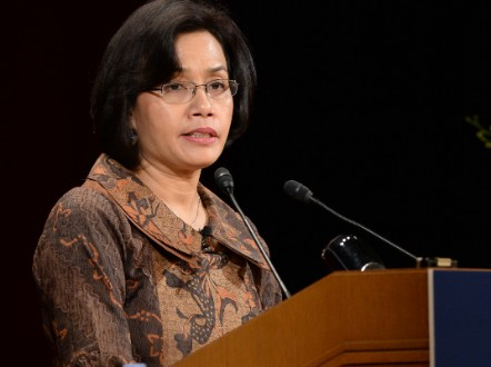 Sri Mulyani Indrawati was previously Indonesia's minister for finance prior to assuming the role of managing director and and COO for the World Bank in 2010.