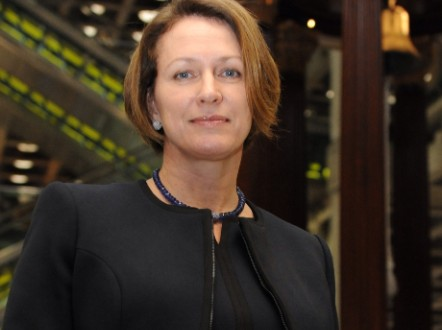 Lloyd's of London have announced the appointment of Inga Beale as chief executive -- the first female to hold the postition in the insurance market's 325-year history.