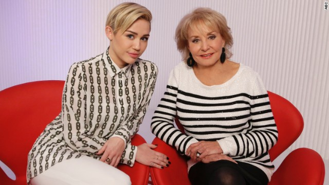 Miley Cyrus gets real with Barbara Walters about Liam