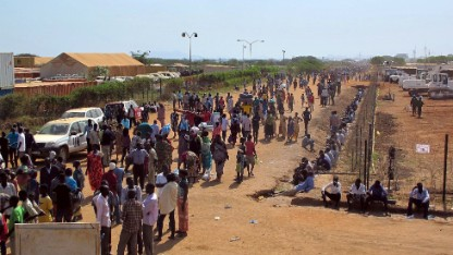 500 dead in South Sudan violence