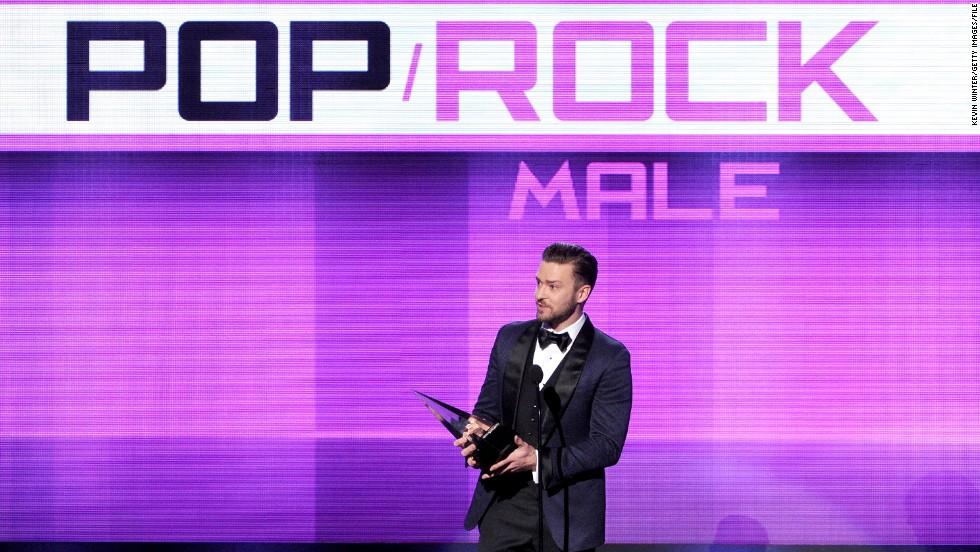 Buen año: Justin Timberlake