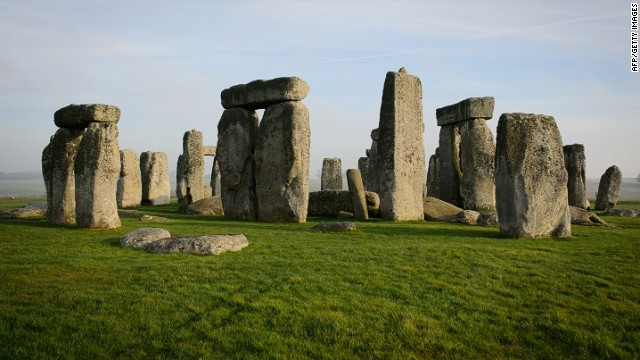 Outlandish theories on the construction of Stonehenge involve UFOs and wizards. A recent, more sober explanation is that it may have been part of a larger funeral complex.