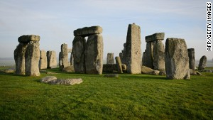 These stones have waited a long time for a proper visitor\'s center.