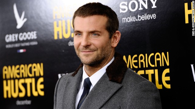 Bradley Cooper's dark thoughts about 'Alias,' and more news to note