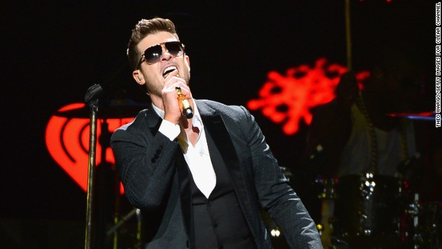 "Robin Thicke now knows that it's not wise to play on Twitter when you have some serious bad PR hanging over your head. When the singer decided to host an #askThicke Twitter Q&A in July, the whole enterprise unsurprisingly got out of hand. At the time, Thicke was in the middle of a separation from his wife that was rumored to have been caused by his poor behavior -- and was viewed as promoting misogyny with his hit ""Blurred Lines."" There was no way an #askThicke hashtag was going to go well."