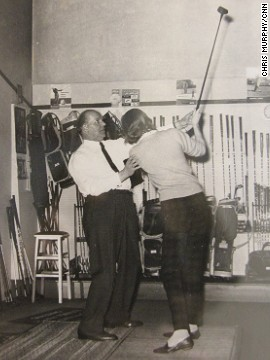 King was a golf pro who broke the swing down into key parts and moved training indoors, away from the worst of the British elements. His method is still the one favored by KGS' Steve Gould and D.J. Wilkinson, via the odd tweak, and is still as effective in teaching the film stars of today as it was 50 years ago.<!-- --> </br>