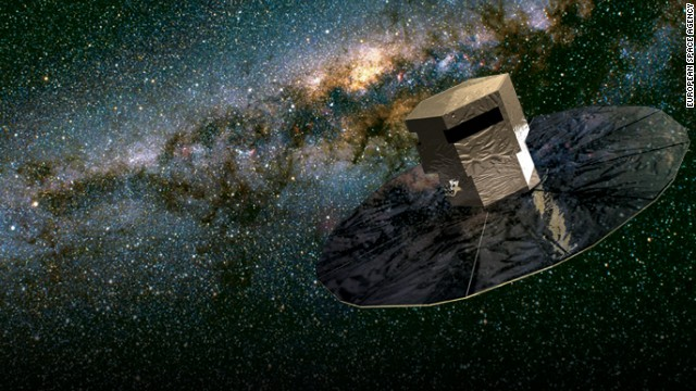 The European Space Agency (ESA) recently launched the Gaia space telescope on a mission to make a 3D map of the Milky Way -- and perhaps discover even more alien worlds.