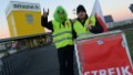 Amazon workers in Germany strike
