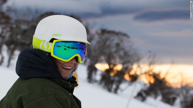 Australian para-snowboarder Joany Badenhorst has come along way and overcome numerous barriers to compete in the Sochi Paralympics.