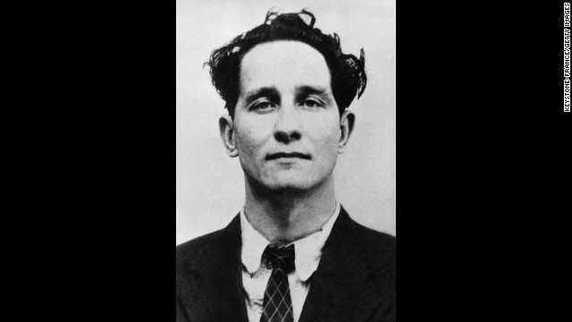 Notorious train robber and criminal turned celebrity Ronnie Biggs died December 18. He was 84. Here, Biggs poses in an undated photo.