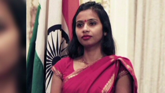 Indian diplomat Devyani Khobragade's arrest in New York prompted strong words from officials in her country.