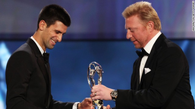 Ferrer isn't the only player to make a coaching change this off-season. Far from it. Novak Djokovic, left, named Boris Becker as his new head coach last week.