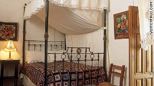 Bed and breakfast ... if you learn the Greek word for \