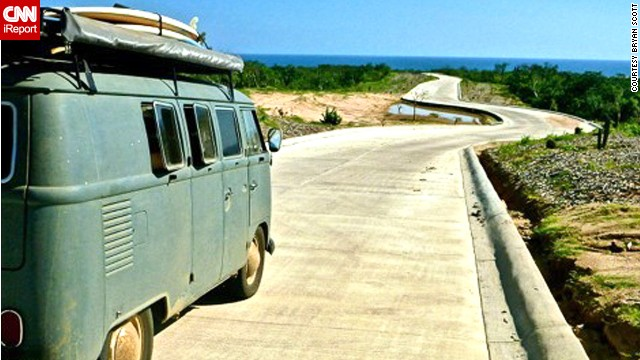The Kombi became synonymous in the 1960s and 1970s with hippies and surfers, its utilitarian features -- capable of carrying surf boards, musical equipment and other loads inside or on its roof -- combining with its cheap price and easy maintenance.