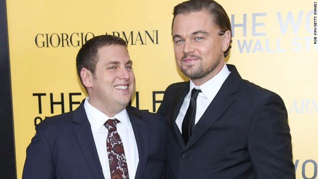 Jonah Hill, Leo DiCaprio re-team for new movie