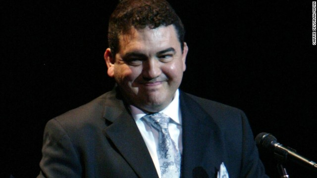 "Actor <a href='http://www.cnn.com/2013/12/18/showbiz/daniel-escobar-obit/index.html' target='_blank'>Daniel Escobar</a>, who played a teacher in ""Lizzie McGuire,"" died from complications of diabetes in Los Angeles on December 13, according to his agent. He was 49."