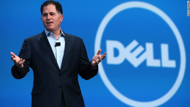 WINNER: Dell founder Michael Dell won a protracted bidding war with venture capitalist Carl Icahn to complete a $25 billion deal to take the computer manufacturer private.