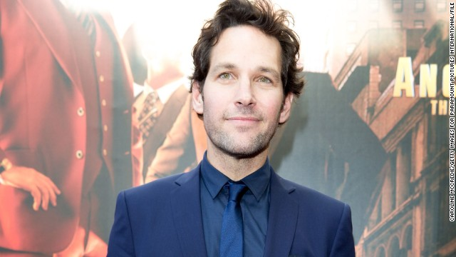 Paul Rudd as Ant-Man?