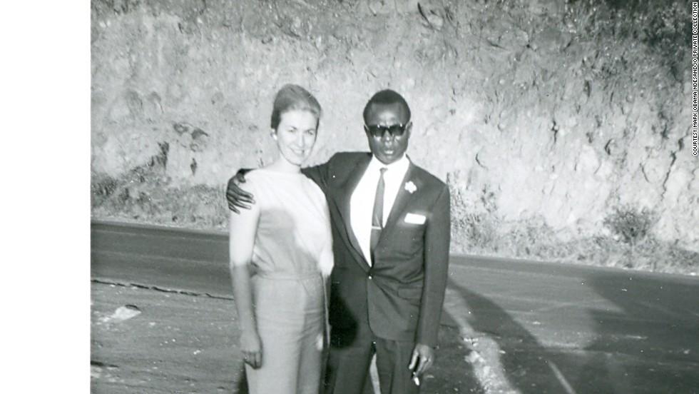 Mark Obama Ndesandjo, el hermano de Obama