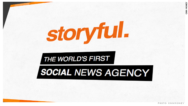 News Corp acquires 'social news agency' Storyful