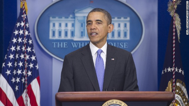 Obama addresses successes, shortcomings for 2013