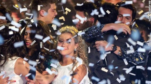 'X Factor' crowns new winner