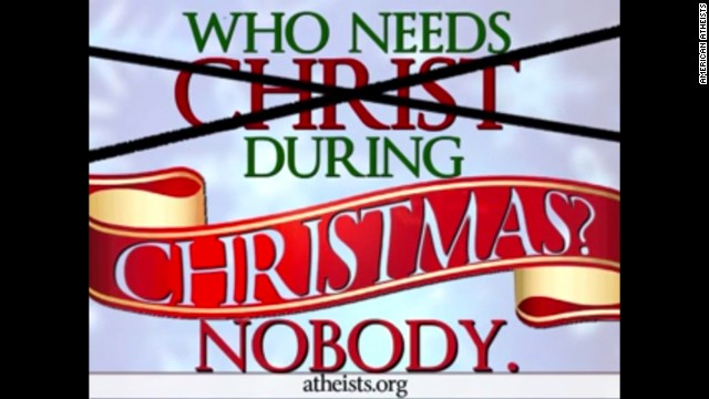 Why atheists should quit the 'War on Christmas'