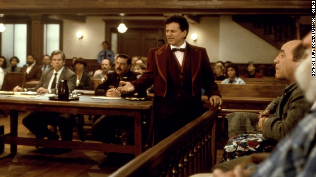 "<strong>Lawyers:</strong> This Gallup poll stings -- 20% of people rated lawyers highly ethical? Sorry, the poll doesn't ask why. (Photo from the film ""My Cousin Vinny"")"