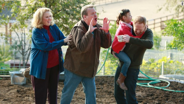 "For the second year in a row, ""Modern Family"" is the runner-up for CNN readers' favorite comedy of the year. It's funny, but it's not quite as funny as ..."