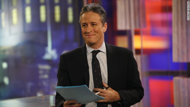 How good is Jon Stewart? He might sometimes turn his acerbic wit on CNN, but he never fails to make us laugh. Apparently, you agree.