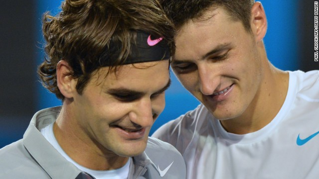 On the pro tour, Tomic has had memorable runs at the Australian Open the past three editions. It took Roger Federer to stop him in 2012 and 2013.