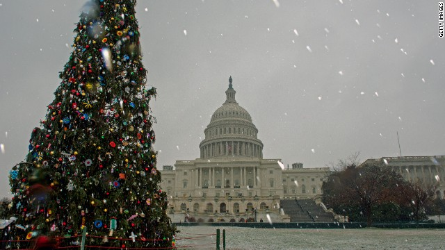 Senate clears key nominations, leaves town for Christmas