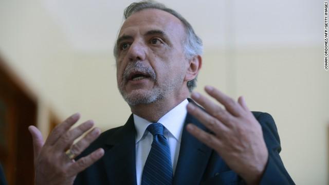 La ambiciosa agenda del comisionado contra la impunidad en Guatemala