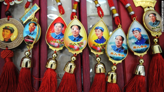 "China's former leader <a href='http://edition.cnn.com/2013/12/26/world/asia/mao-120-anniversary/'>Mao Zedong's 120th birthday anniversary was marked by relatively muted celebrations</a> in December 2013. Many Chinese still admire Mao and most of his policies, <a href='http://edition.cnn.com/2013/12/26/world/asia/mao-120-anniversary/'>CNN's Beijing Bureau Chief Jaime A. FlorCruz writes</a>. They are considered ""leftists"" or conservatives because they oppose liberal-thinkers and reformists who in China are deemed rightists."