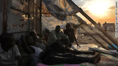 Rebels seize key South Sudan town