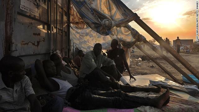 Estados Unidos envía 150 marines a Sudán del Sur