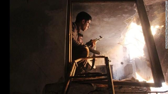 El gobierno sirio y la oposición inician una frágil reunión de paz