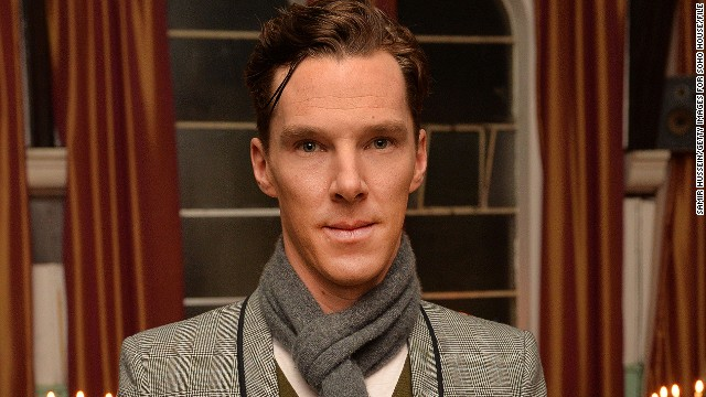 Benedict Cumberbatch's sexiness questioned