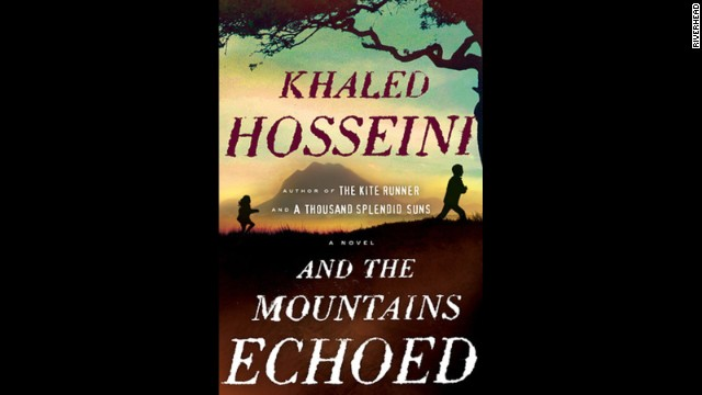 "<strong>No. 5:</strong> When you're the guy who wrote ""The Kite Runner,"" it must seem impossible to write a book as widely beloved. Yet author Khaled Hosseini has managed to come close to his prior success with his 2013 release ""And the Mountains Echoed,"" which several of you are naming their favorite of the year."