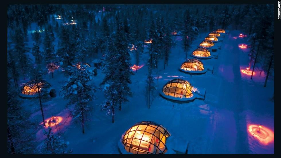 Hotel Kakslauttenanen (Finlandia)